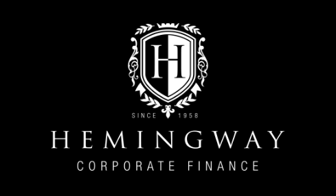 Logo Hemingway Corporate Finance